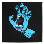 <img class='new_mark_img1' src='//img.shop-pro.jp/img/new/icons15.gif' style='border:none;display:inline;margin:0px;padding:0px;width:auto;' />SANTACRUZ / SCREAMING HAND RUG [サンタクルーズ] スクリーミングハンド ラグ マット