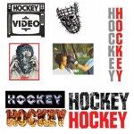<img class='new_mark_img1' src='https://img.shop-pro.jp/img/new/icons15.gif' style='border:none;display:inline;margin:0px;padding:0px;width:auto;' />HOCKEY / Hockey Sticker Pack 2 [ホッケー] スッテカー セット