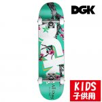 <img class='new_mark_img1' src='https://img.shop-pro.jp/img/new/icons15.gif' style='border:none;display:inline;margin:0px;padding:0px;width:auto;' />DGK / BLOSSUM SKATEBOARD COMPLETE  SET [ディージーケー] コンプリートセット(完成品)子供用 7.25インチ