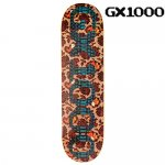 <img class='new_mark_img1' src='https://img.shop-pro.jp/img/new/icons15.gif' style='border:none;display:inline;margin:0px;padding:0px;width:auto;' />GX 1000 / OG Blue Scales 1 SKATEBOARD DECK [ジーエックス 1000]  スケートボード デッキ 8インチ