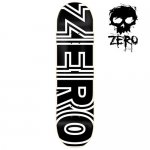 <img class='new_mark_img1' src='https://img.shop-pro.jp/img/new/icons15.gif' style='border:none;display:inline;margin:0px;padding:0px;width:auto;' />ZERO SKATEBOARDS /  CLASSIC BOLD SKATEBOARD DECK [ゼロ スケートボード ]スケートボードデッキ 7.75インチ