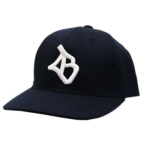 LIBE / BB CAP(Navy) [ライブ] LBロゴ ベースボールキャップ
