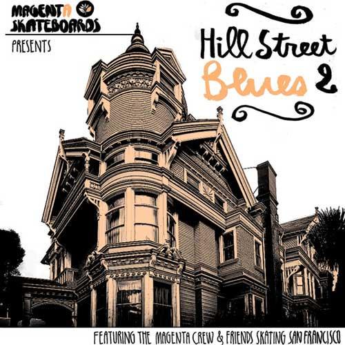 MAGENTA / HILL STREET BLUES 2  (DVD)