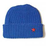 <img class='new_mark_img1' src='//img.shop-pro.jp/img/new/icons15.gif' style='border:none;display:inline;margin:0px;padding:0px;width:auto;' />MANUAL / STAR BEANIE(MANUAL x 4000010) [マニュアル ビーニー]