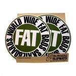 <img class='new_mark_img1' src='//img.shop-pro.jp/img/new/icons55.gif' style='border:none;display:inline;margin:0px;padding:0px;width:auto;' />FATBROS  / Dr.Suzuki x Fatbros  SLIPMATS 12インチ (2枚入)  [ファットブロス] スリップマット (Olive)