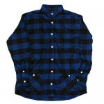 <img class='new_mark_img1' src='//img.shop-pro.jp/img/new/icons15.gif' style='border:none;display:inline;margin:0px;padding:0px;width:auto;' />MANUAL / Pocket Block Check Shirt  [マニュアル]  チェックシャツ