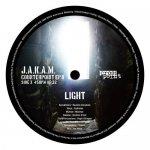 J.A.K.A.M.(JUZU a.k.a. MOOCHY) / COUNTERPOINT EP.8    7インチレコード