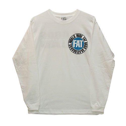 FATBROS / S-ORIGINAL  LONG SLEEVE TEE  [ファットブロス] ロングスリーブTシャツ