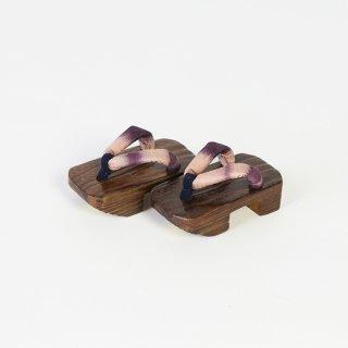 ミニ焼きロージ型紫ぼかし