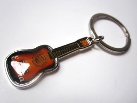 フラメンコギターのキーホルダー☆☆