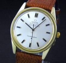 売切れ 1968年 オメガ コンステ クロノメーター cal712 美品 ゴールドキャップ【特価】の商品画像