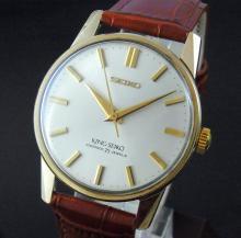 売切れ 1964年 44KS キングセイコー 初期型 セカンドモデル 手巻き AGF【特価】の商品画像