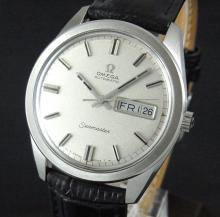 売切れ 1970年 オメガ シーマスター Cal.750 デイデイト アンティーク【特価】の商品画像