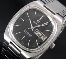 売り切れ 1980年 オメガ シーマスター CAL.1020 デイデイト TVスクリーン【OH済 】の商品画像
