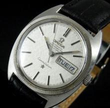 【特価】1970年 アンティーク オメガ コンステ cal751 Cライン WGコインの商品画像