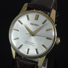 売り切れ 1964年 44KS キングセイコー 初期型 セカンド 手巻き  東京オリンピック【OH済】の商品画像