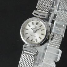 1970年 アンティーク オメガ デビル cal485 レディース 手巻【OH済】の商品画像