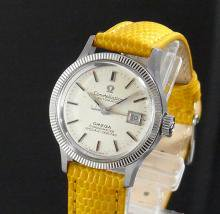 売り切れ 1970年 アンティーク オメガ コンステ WGコイン CAL685 レディース【特価】の商品画像