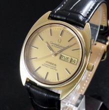 売切れ 1973年 オメガ コンステ Cライン YGコイン デイ・デイト 1021   【特価】の商品画像