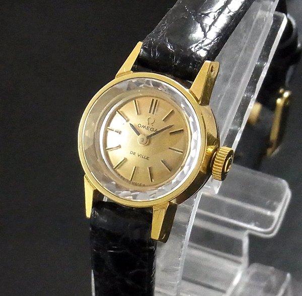 1970年 アンティーク オメガ カクテル デビル 手巻 cal485 レディース【特価】