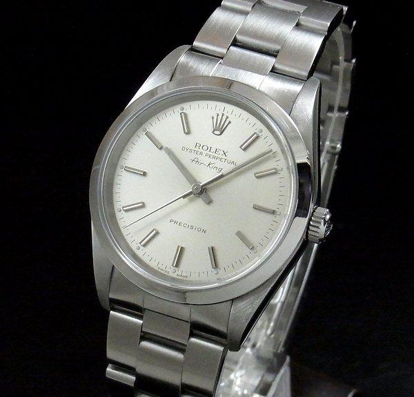 ロレックス - Antique Rolex -   完売 1999年 ロレックス エアキング プレジション 14000【中古】【OH済】