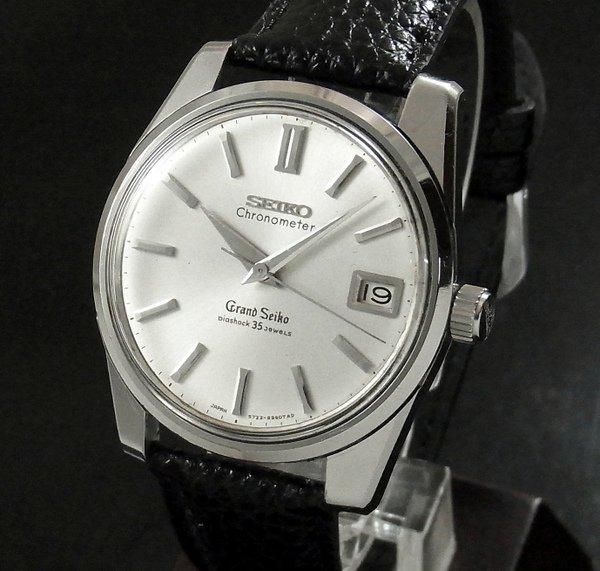 1965年製 グランドセイコー 43999 アンティーク・獅子メダル・希少【OH済】