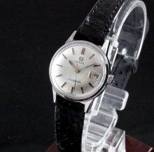 売り切れ 1965年 アンティーク オメガ シーマスター レディーマチック  CAL681 レディース