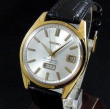 【OH済】1965年 アンティーク セイコーマチック ウィークデーター SGP 6218-8971