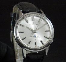 【OH済】1963年 アンティーク セイコーマチック 20石 J13044 イルカ