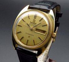 【OH済】1970年 オメガ アンティーク コンステ デイデイト cal751 YGコイン