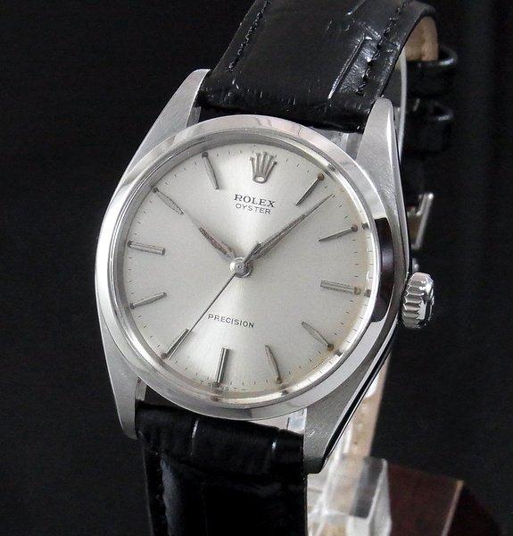 ロレックス - Antique Rolex -   完売 【OH済】1971年 アンティーク ロレックス オイスター ref6426 プレジション 手巻