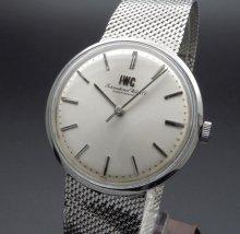 完売 【OH済】1968年 アンティーク インターナショナル IWC シャフハウゼン C402 手巻の商品画像