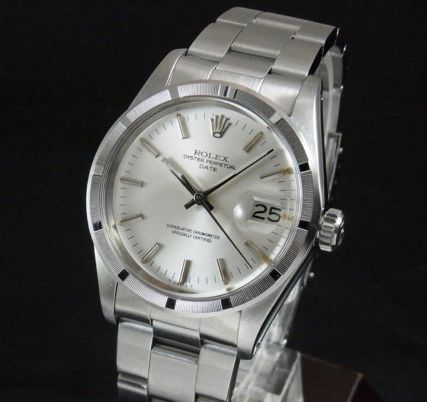 ロレックス -Antique Rolex-   売り切れ【OH済】1977年 アンティーク ロレックス SS オイスターパーペチュアルデイト ref1501