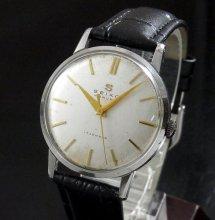 【OH済】1958年製 アンティーク セイコー マーベル Sマーク 17石 手巻 還暦 希少