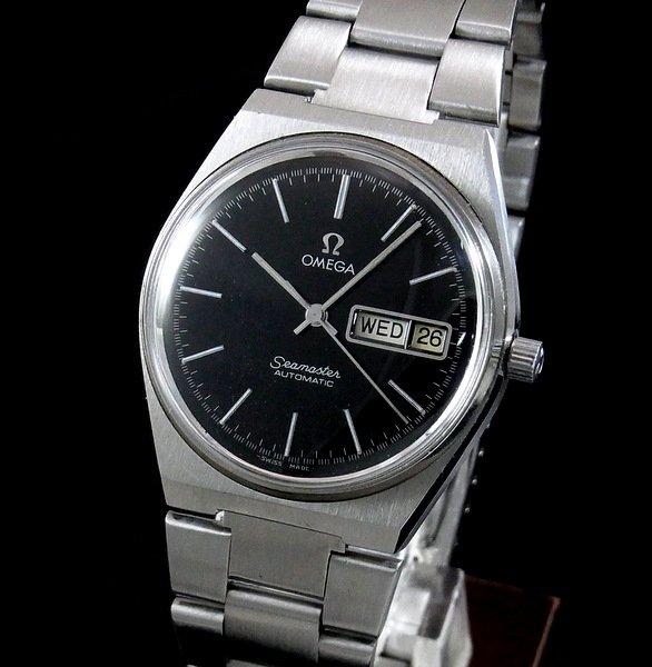 オメガ - Antique OMEGA-    1977年 アンティーク オメガ シーマスター デイデイト cal1022 【OH済】