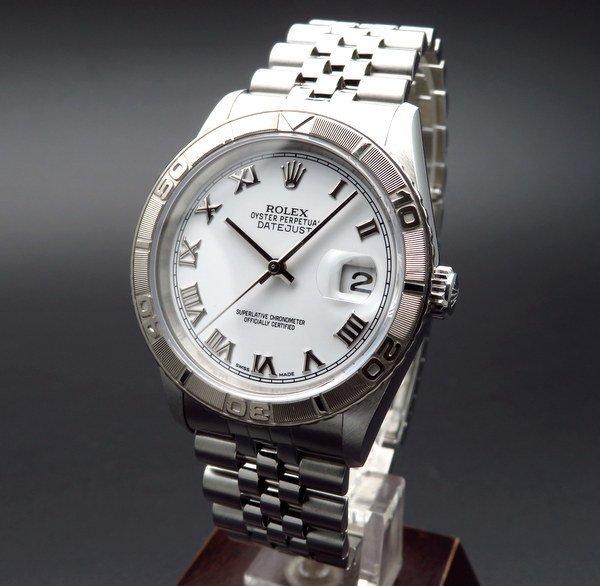 1990年 〜 1999年  1995年製造 ロレックス ref16264 サンダーバード WGベゼル W番 ローマ数字{美品・中古}【OH済】