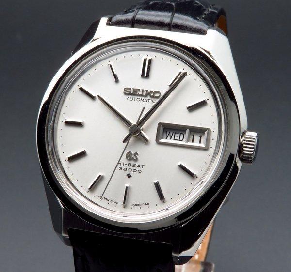 セイコー -Antique seiko -    1969年 グランドセイコー アンティーク 6146-8000 デイデイト 61GS 新品仕上 【OH済】