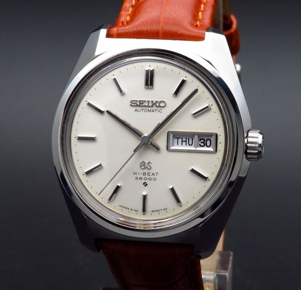 1960年 〜 1969年   1969年 グランドセイコー アンティーク 6146-8000 デイデイト 61GS 新品仕上【OH済】