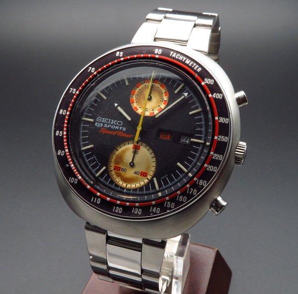 セイコー -Antique seiko -    完売 1970年 セイコー スピードタイマー アンティーク 6138-0010 UFO【特価】