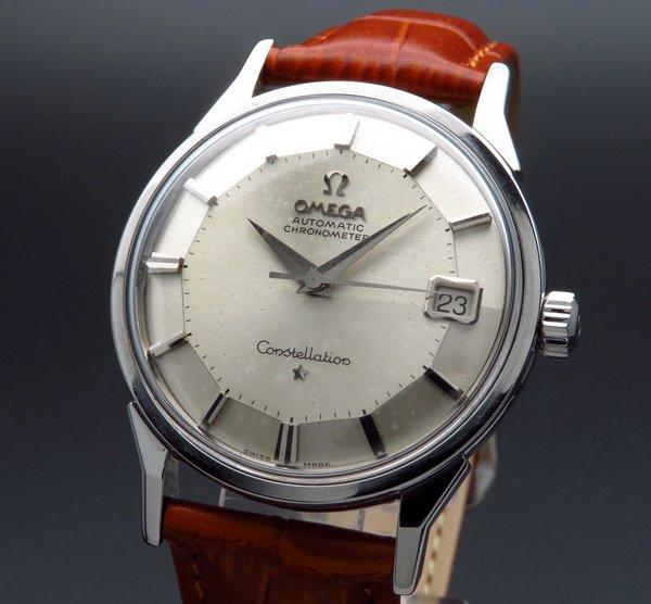 1960年 〜 1969年   1962年製 12角 オメガ アンティーク コンステ cal561 自動【OH済】