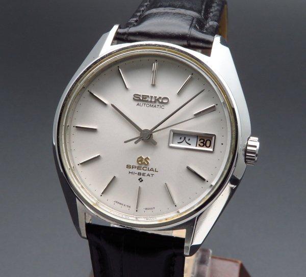 セイコー -Antique seiko -   完売 1971年 アンティーク グランド セイコー スペシャル 6156-8000 61GS【OH済】