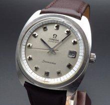 1972年 アンティーク オメガ シーマスター [日付] 自動巻 CAL565 ビッグケース【OH済】