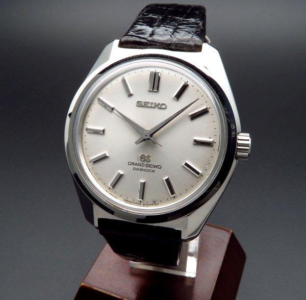 1960年 〜 1969年   【幻の44GS】1967年製 グランド セイコー アンティーク 4420-9000 手巻【OH済】