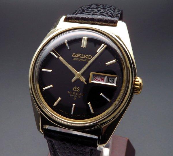 セイコー - Antique Seiko -   完売  1969年 グランドセイコー アンティーク 6146-8000 デイデイト 61GS 新品仕上【OH済】