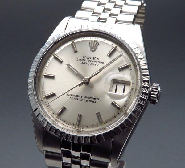 ロレックス - Antique Rolex -   1967年 ロレックス デイトジャスト 1603 アンティーク cal1570【OH済】
