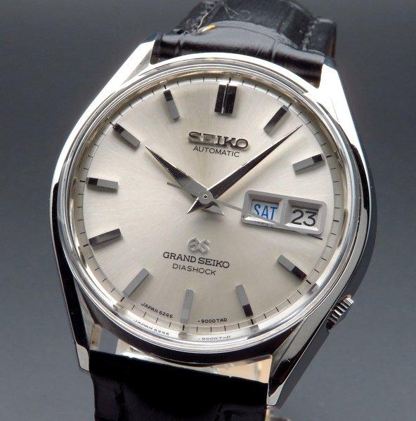 セイコー - Antique Seiko -   完売  1967年製 希少 レア グランドセイコー 6246-9001 アンティーク GS62 デイデイト 美品 【OH済】
