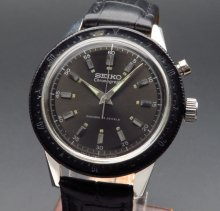 1964年 初期型 アンティーク セイコー REF45899 東京オリンピック記念モデル ワンプッシュ クロノグラフ【OH済】