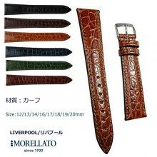 MORELLATO モレラート カーフ 革バンド 9色 LIVERPOOL【リバプール】の商品画像