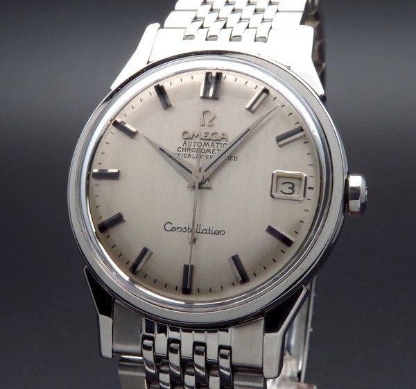 コンステレーション  1962年製 オメガ アンティーク コンステ cal561 自動 ブレス【OH済】