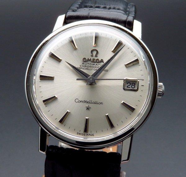 オメガ - Antique Omega -   1970年 オメガ アンティーク コンステレーション al.564 日付 クロノメーター 新品仕上【OH済】